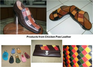 Chicken Paw Leather